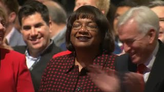 Diane Abbott sung Happy Birthday by Labour conference