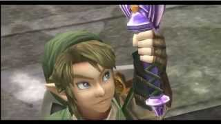 The Legend of Zelda Twilight Princess HD + The Legend of Zelda Wii U Trailer
