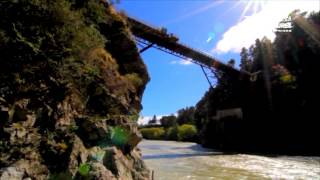 Hanmer Springs Attractions - Bungy Jump