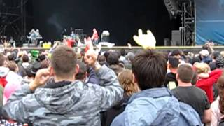 Everlast performing Cypress Hill's Jump Around @ Nova Rock 2012
