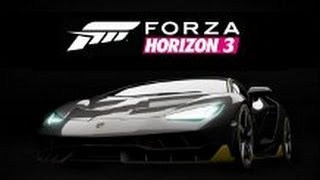 Forza Horizon 3: Cover Car Trailer (Xbox One/Windows 10 PC - FAN MADE)