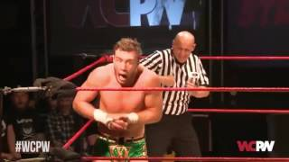 Marty scurll finger break