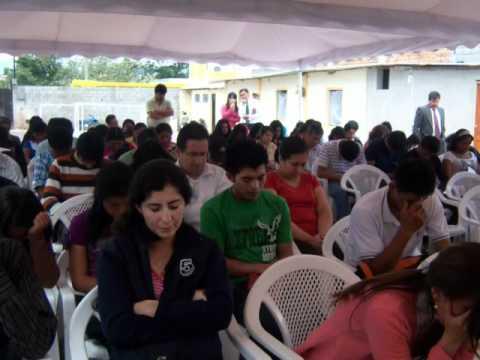 Reporte Equipo Misionero Ecuador