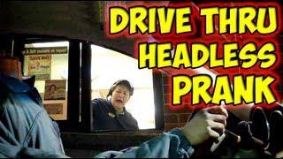 VIDEO. Super farsa cu omul fara cap !!!