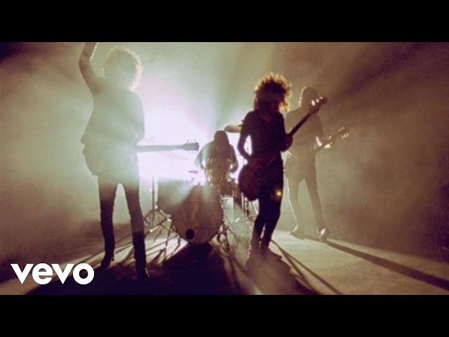"Vídeo de ""New Moon Rising"" de Wolfmother"