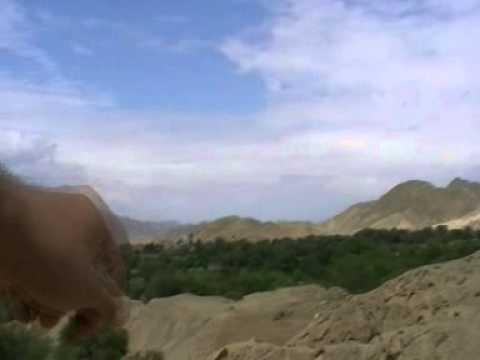 Viaje por Sudamerica di Giacomo Sanesi. Sipan (PER). 01839 – waka waka su una huaca