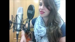 Mujer amante - Rata blanca - Minicover en directo por Alba Del Vals