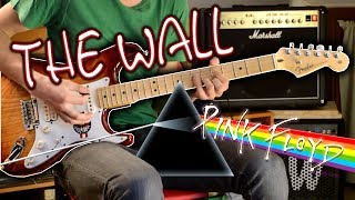 Pink Floyd - Another Brick in the Wall (part II) - Guitar Cover