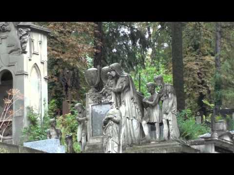 Cmentarz Łyczakowski we Lwowie, Ukraina
