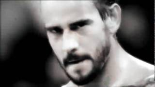 "Cm Punk Titantron 2011 & Unused Theme ""Playing The Saint"""