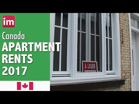 Apartment Rents in Canada (Toronto, Vancouver, Montreal, Calgary) | Cost of Living in Canada
