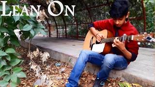 Lean On   Major Lazer & DJ Snake   Fingerstyle Guitar Cover   Aaryyan Vivek