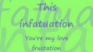 Infatuation by the Jonas Brothers (japanese romanji & translation)
