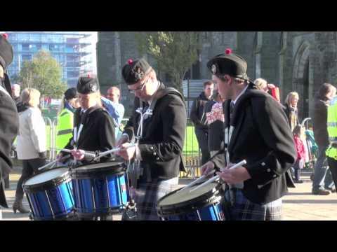Santa's Paisley Parade 2011