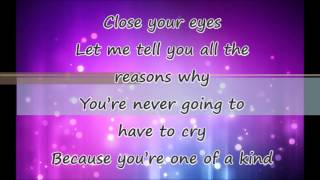 Michael Bublé - Close your eyes (lyrics)