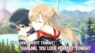 Nightcore - Perfect (Switching Vocals) - (Lyrics)