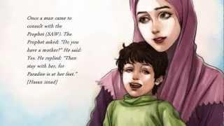 Anashid doux en arabe voix magnifique (nos mères) - ღ