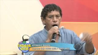 Jotinha e Banda mostram o melhor do forró no Cidade Viva