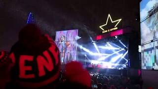 Worakls - Crow @ Igloofest, Montréal (Canada) - 3 février 2018