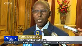 Both heads of state attend reopening of Asmara embassy