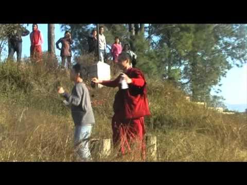 LDC Pilgrimage in Nepal wt Geshe Zopa (2009)-06/12.mov