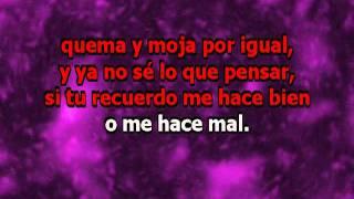 Ricky Martin - Tu Recuerdo (karaoke)