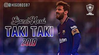 Lionel Messi ● Barcelona ● (Taki Taki - DJ Snake ft. Selena Gomez, Ozuna & Cardi B)