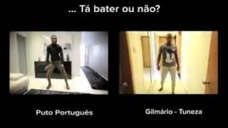 Tá bater ou não? Puto português vs Gilmário Tuneza, e Eddy Tussa vs Pedrito do Bié