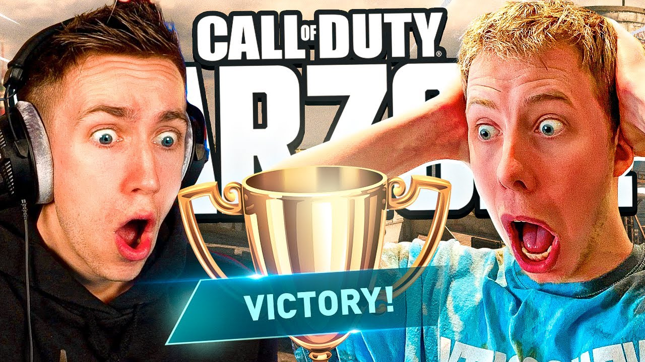 Calfreezy - CARRYING US TO A WIN ON WARZONE with Miniminter!