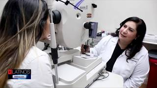 ¿Sabe qué es el glaucoma? La Dra. Giselle Martin ofrece su opinión en este informe especial