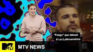 MTV News I Juanes estrena video en MTV