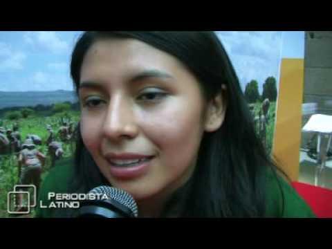 MADRID RUMBIO AL SUR 2010 (Kerly Luna – Ecuador)