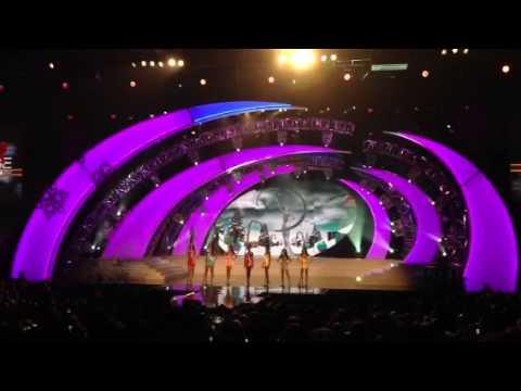 Miss Universe Preliminary 2012