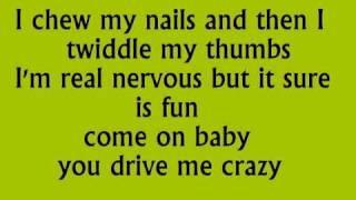 Jerry Lee Lewis - Great Balls of Fire Original Lyrics