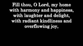 Fill Thou O Lord (Cover - A Capella)