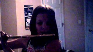 London Bridge on Flute ( melody 2)