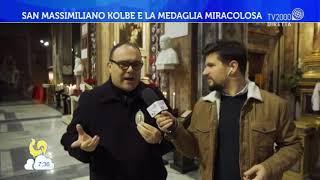 San Massimiliano Kolbe e la Medaglia Miracolosa