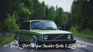 Jay Z - Dirt Off Your Shoulder Brillz & Z Trip Remix [Rebassed] [Short] 24-34 hz
