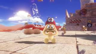 Super Mario Odyssey E3 2017 Trailer - Live Reactions