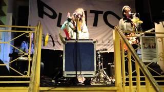 Highasakite live @ Platosonic, Plato, Groningen, Holland 10-01-2013