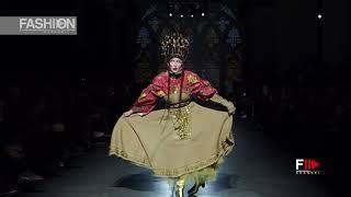 YANIS STEPANENKO Fall 2019 Ukrainian FW - Fashion Channel
