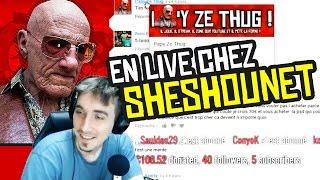 Papy en live chez Sheshounet ! (Twitch Live)
