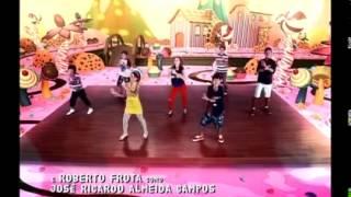 Chiquititas Abertura 2 - NOVELA SBT - 2014