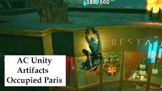 Assassin's Creed Unity All Artifact locations Occupied Paris: Tower, Data Harvest, Covert