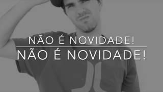 João Pequeno - Não é Novidade (letra)