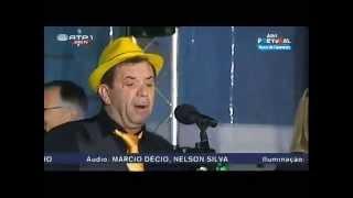 """CANÁRIO & AMIGOS """"Eu sou da terra do vira"""" no aqui portugal da RTP em Marco de Canaveses"""