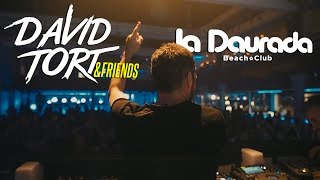 David Tort & Friends x La Daurada #AFTERMOVIE