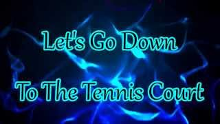 Tennis court Lyrics By Lorde