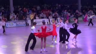 2016 Parad nadiy Juvenile 2 La Final Samba | Парад надежд