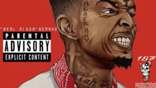 """21 Savage """"Real Nigga"""" Remake ReProd.By King Jay 187 Productions"""